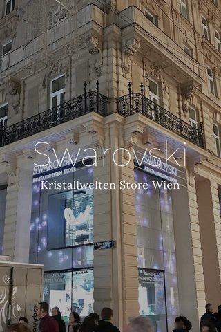 Swarovski Kristallwelten Store Wien