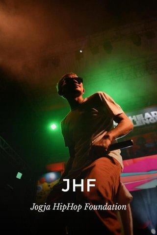 JHF Jogja HipHop Foundation