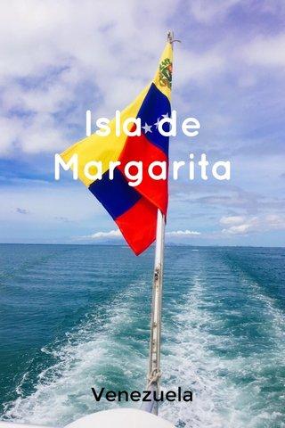 Isla de Margarita Venezuela