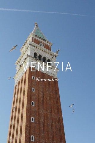 VENEZIA November