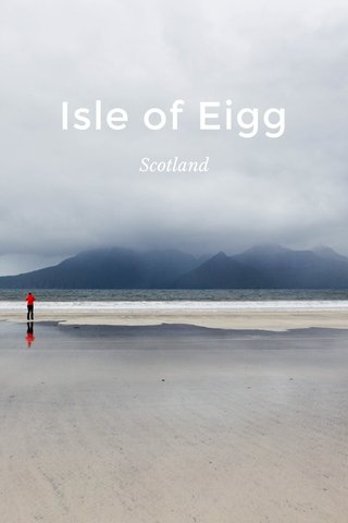 Isle of Eigg Scotland