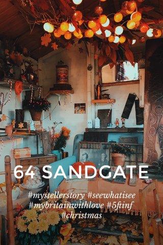 64 SANDGATE #mystellerstory #seewhatisee #mybritainwithlove #5ftinf #christmas