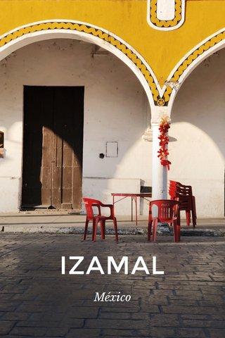 IZAMAL México