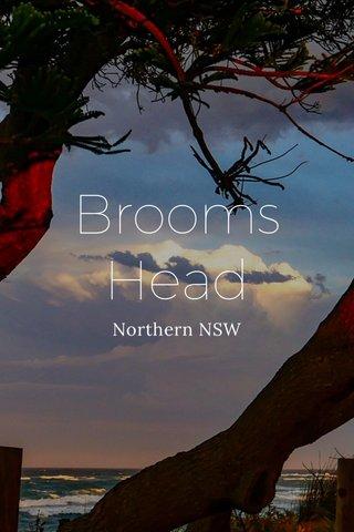 Brooms Head Northern NSW