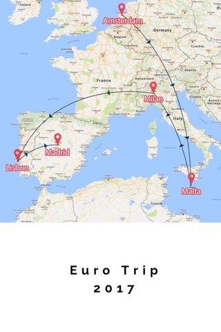 Euro Trip 2017