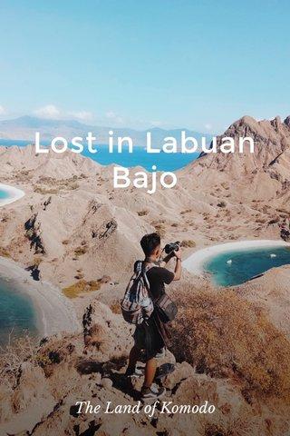 Lost in Labuan Bajo The Land of Komodo
