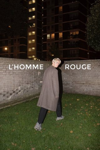 L'HOMME ROUGE