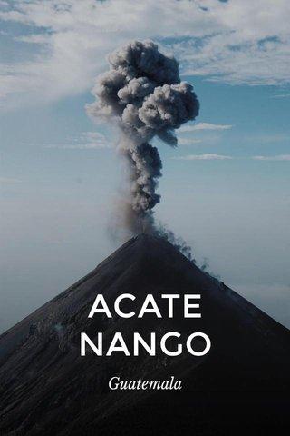 ACATENANGO Guatemala