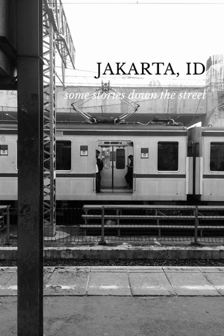 JAKARTA, ID some stories down the street