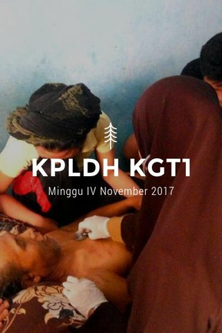 KPLDH KGT1 Minggu IV November 2017
