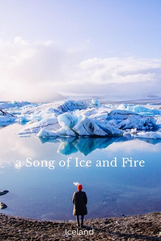 a Song of Ice and Fire Iceland