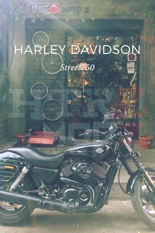 HARLEY DAVIDSON Street750