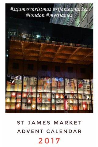 #stjameschristmas #stjamesmarket #london #mystjames