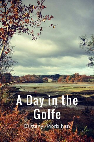 A Day in the Golfe Brittany -Morbihan