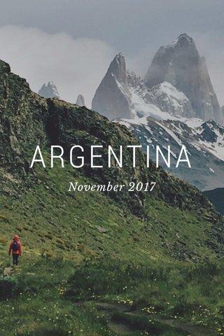 ARGENTINA November 2017