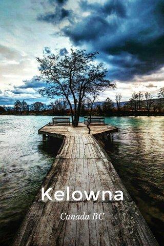 Kelowna Canada BC