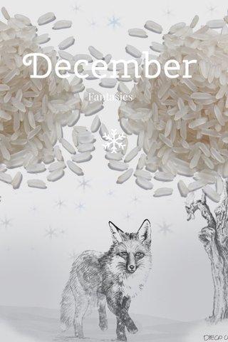 December Fantasies