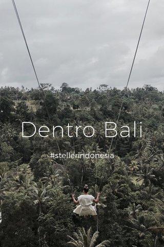 Dentro Bali #stellerindonesia