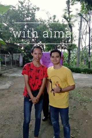 with aiman