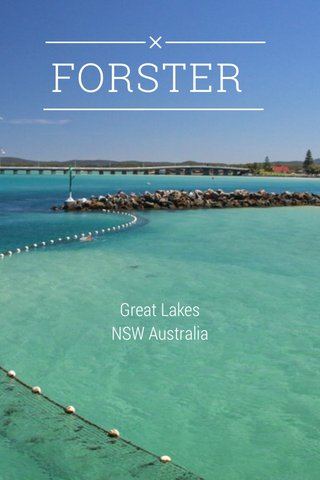 FORSTER Great Lakes NSW Australia