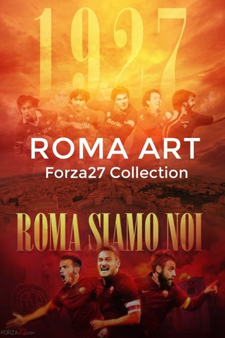 ROMA ART Forza27 Collection