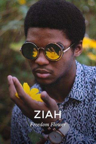 ZIAH Freedom Flower