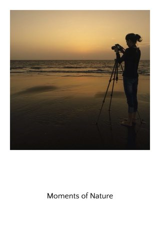 Moments of Nature