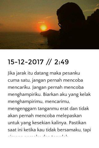 15-12-2017 // 2:49