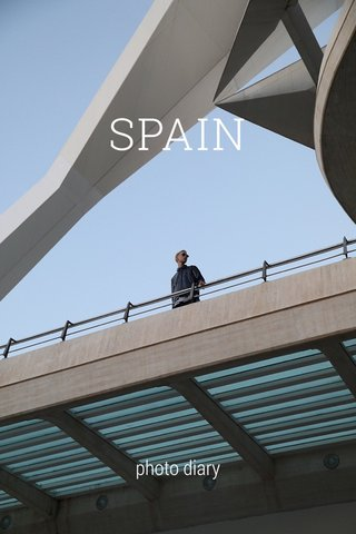 SPAIN photo diary