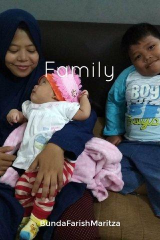 Family BundaFarishMaritza