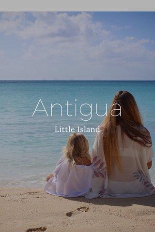 Antigua Little Island