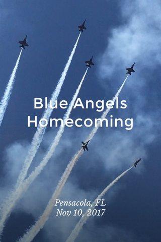 Blue Angels Homecoming Pensacola, FL Nov 10, 2017