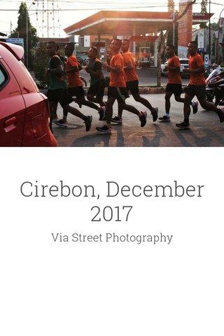 Cirebon, December 2017