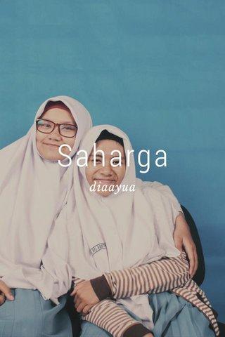 Saharga diaayua