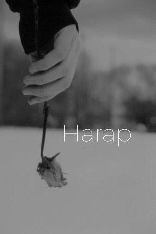Harap