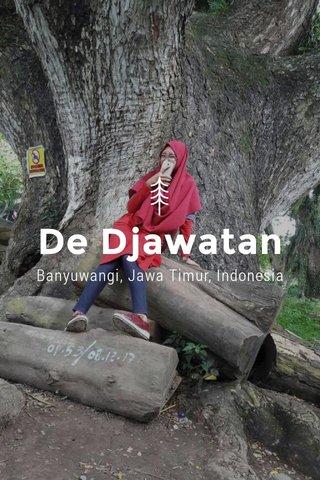 De Djawatan Banyuwangi, Jawa Timur, Indonesia
