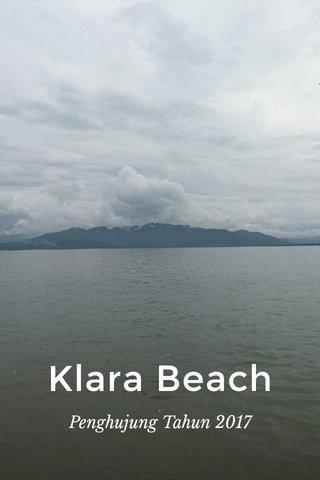 Klara Beach Penghujung Tahun 2017