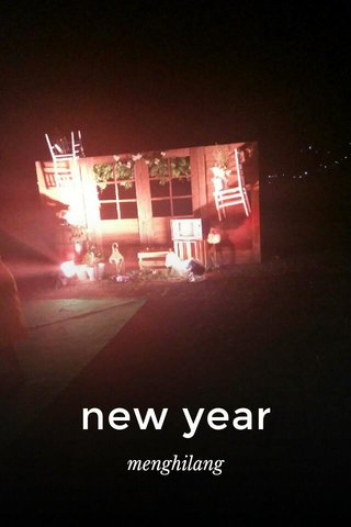new year menghilang