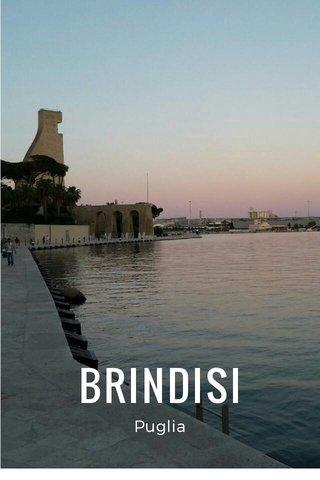 BRINDISI Puglia