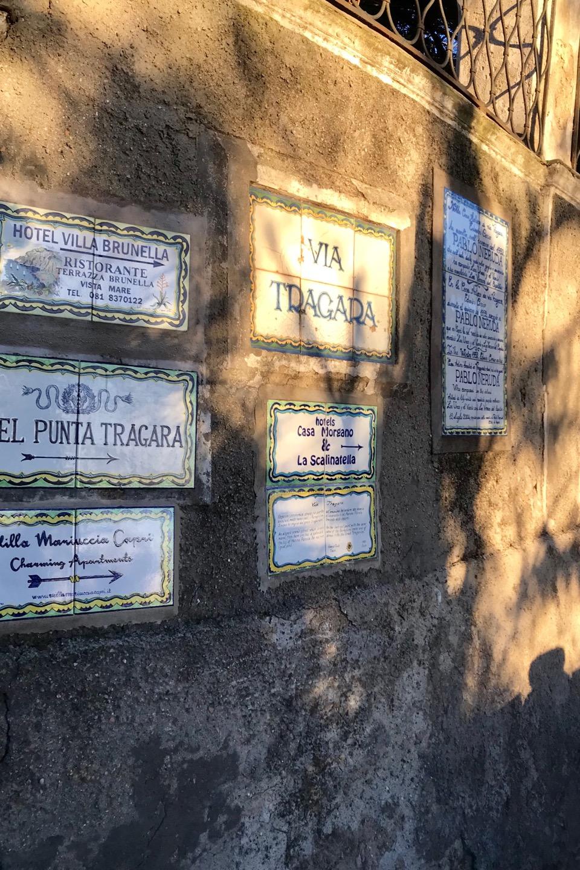 Ristorante Michel Angelo Capri S Atableforone Story On