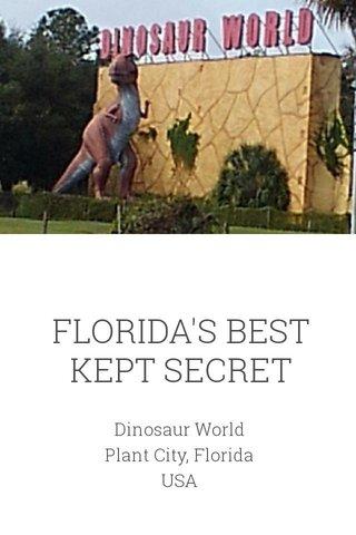 FLORIDA'S BEST KEPT SECRET