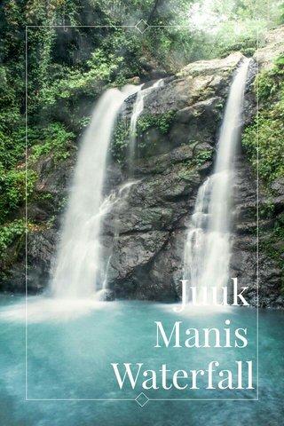 Juuk Manis Waterfall