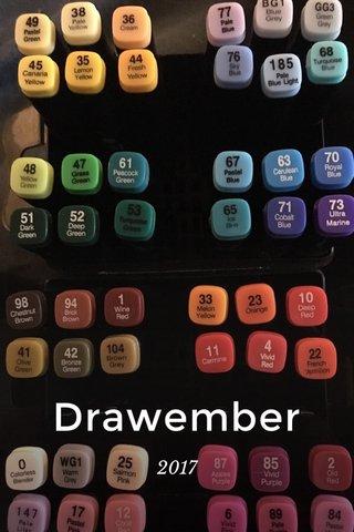 Drawember 2017