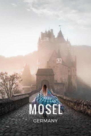 MOSEL GERMANY