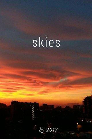 skies by 2017