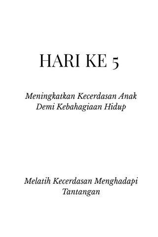 HARI KE 5