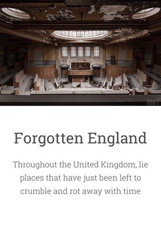 Forgotten England