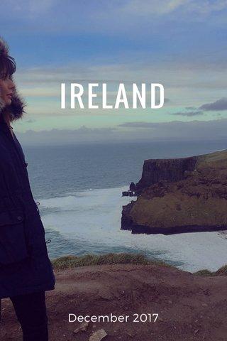 IRELAND December 2017