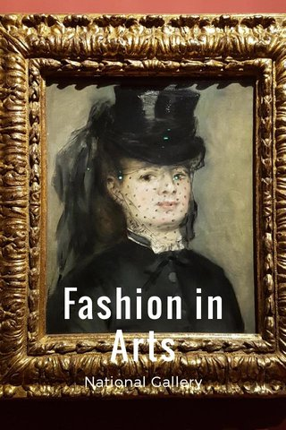 Fashion in Arts National Gallery