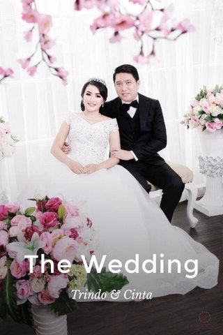The Wedding Trindo & Cinta